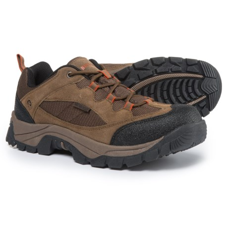 Northside Montero Hiking Shoes - Waterproof (For Men) in Medium Brown