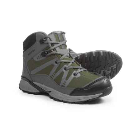 Northside Olympia Hiking Boots - Waterproof (For Men) in Dark Olive - Closeouts