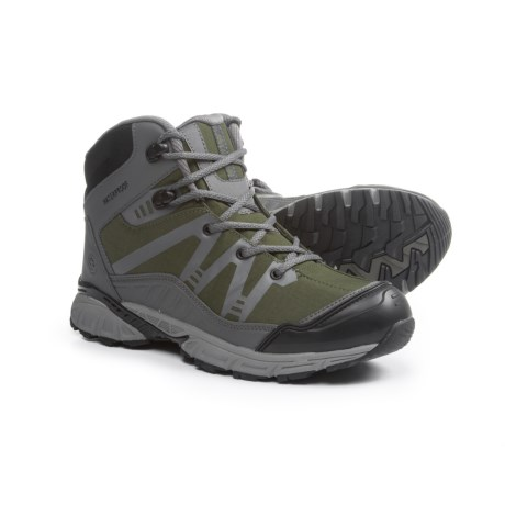 Northside Olympia Hiking Boots - Waterproof (For Men) in Dark Olive