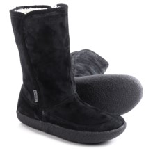 Northside Sitka Boots - Suede (For Women) in Black - Closeouts