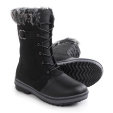 Northside Sloan Snow Boots - Insulated (For Women) in Black - Closeouts