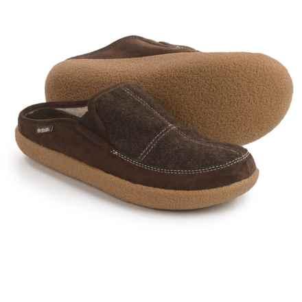 Northside Yucatan Mule Slippers (For Men) in Dark Brown - Closeouts