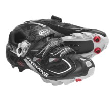 Northwave Rebel S.B.S. Mountain Bike Shoes (For Men) in Black - Closeouts
