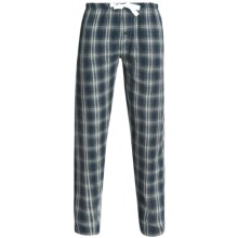 Northwest Blue Flannel Lounge Pants (For Men) in Blue - 2nds