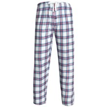 Northwest Blue Flannel Lounge Pants (For Men) in Pink - 2nds