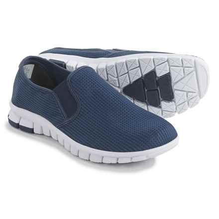 NoSoX Wino Shoes - Slip-Ons (For Men) in Navy - Closeouts