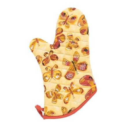 Now Designs Basic Oven Mitt in Fly By - Closeouts