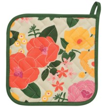 Now Designs Basic Pot Holder in Blossom Bunch - Closeouts