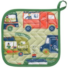 Now Designs Basic Pot Holder in Food Trucks - Closeouts