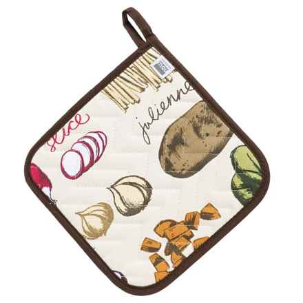 Now Designs Basic Pot Holder in Julienne - Closeouts