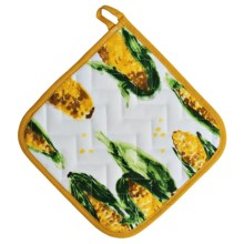 Now Designs Basic Pot Holder in Market Corn - Closeouts