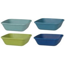 Now Designs Ecologie Condiment Bowl Set - 4-Piece in Mineral - Closeouts