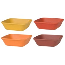 Now Designs Ecologie Condiment Bowl Set - 4-Piece in Spice - Closeouts