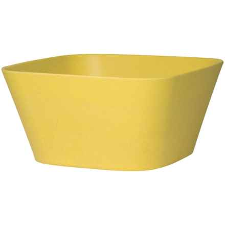 Now Designs Ecologie Salad Bowl in Sunshine - Closeouts