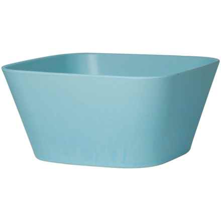 Now Designs Ecologie Salad Bowl in Turquoise - Closeouts
