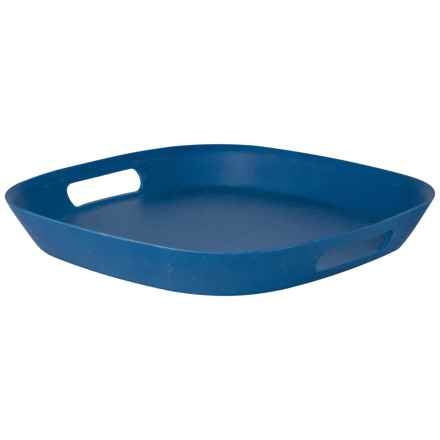 Now Designs Ecologie Tray in Cobalt - Closeouts