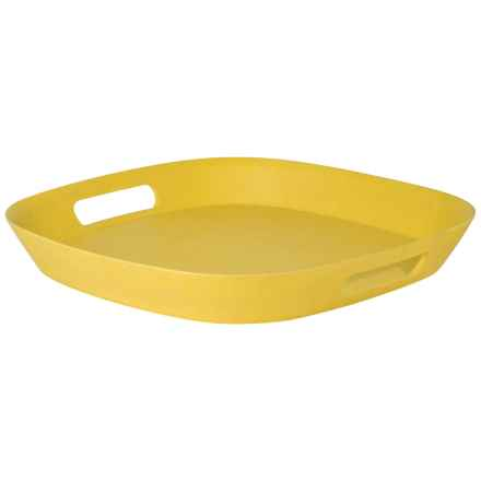 Now Designs Ecologie Tray in Sunshine - Closeouts