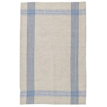 Now Designs Flax Linen Tea Towel in Delft - Closeouts