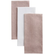 Now Designs Floursack Dish Towels - Set of 3 in London Grey - Closeouts