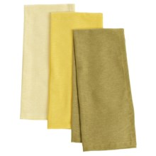 Now Designs Floursack Tea Towels - Set of 3 in Sunray - Closeouts