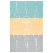 Now Designs Jacquard Dish Towel in Kitchen Essentials - Closeouts