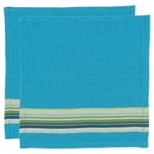 Now Designs Mojave Dishcloth - Set of 2 in Bluejay - Closeouts