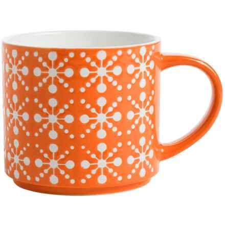 Now Designs Mug in Orange - Closeouts