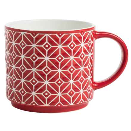 Now Designs Mug in Red - Closeouts