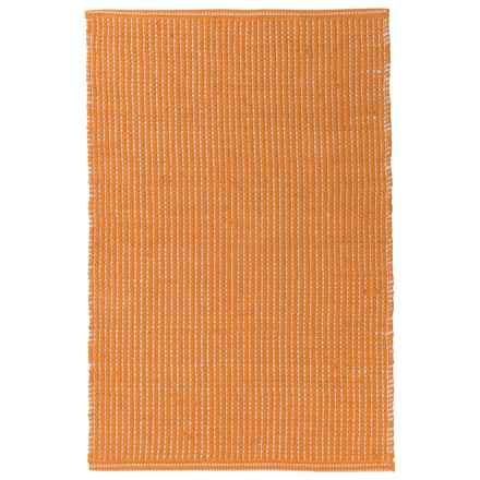 "Now Designs Nova Kumquat Scatter Rug - 24x36"" in Orange - Closeouts"