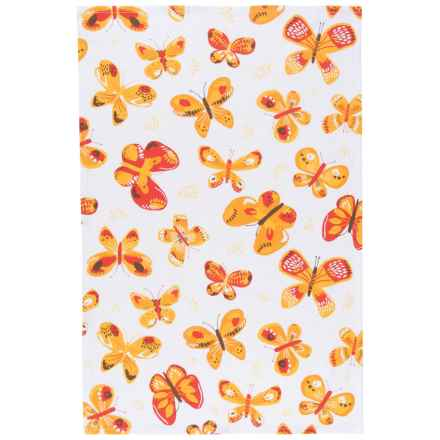 Now Designs Printed Kitchen Towel in Fly By - Closeouts