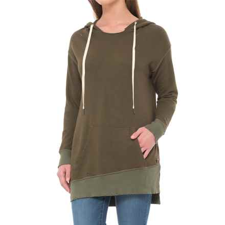n:Philanthropy Barrie Hoodie (For Women) in Moss - Closeouts