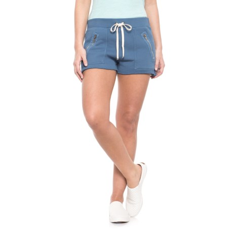 n:Philanthropy Roxanne Shorts (For Women) in Chambray