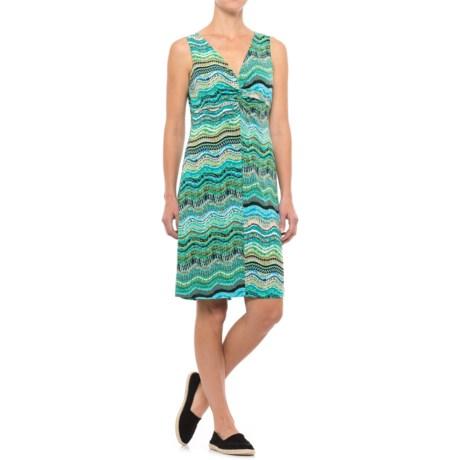 NTCO Alana V-Neck Dress - Sleeveless (For Women)