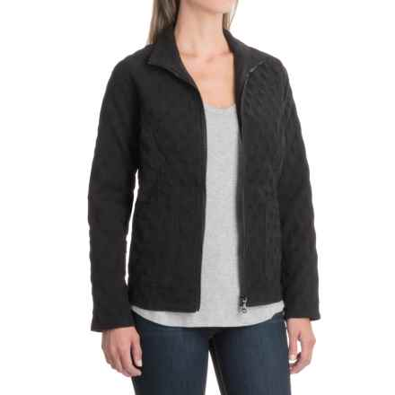 NTCO Harvest Moon Zephyr Jacket (For Women) in Black - Closeouts