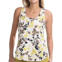 NTCO Kyoto Tea Tank Top (For Women) in Kyoto Citron - Closeouts