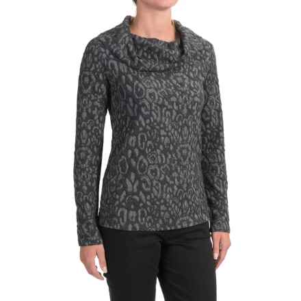 NTCO Metro Monroe Shirt - Long Sleeve (For Women) in Charcoal - Closeouts