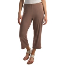 NTCO Monaco Cropped Pants (For Women) in Java - Overstock