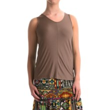 NTCO Monaco Luca Tank Top (For Women) in Java - Overstock