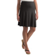 NTCO Monaco Skater Skirt (For Women) in Black - Overstock