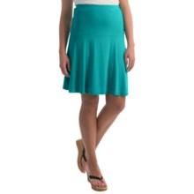 NTCO Monaco Skater Skirt (For Women) in Jade - Overstock