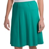 NTCO Rendezvous Six-Panel Skirt - Stretch Jersey (For Women)