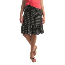 NTCO World Market Sophia Skirt (For Women) in Polka Dot - Overstock