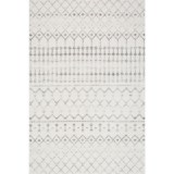 nuLOOM Moroccan Trellis Scatter Accent Rug - 4x6'