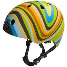 Nutcase Gen3 Bike Helmet (For Men and Women) in Matte Mellow Swirl - Closeouts