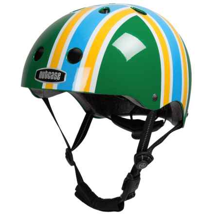 Nutcase Street Helmet (For Men and Women) in The Portlander Street - Closeouts