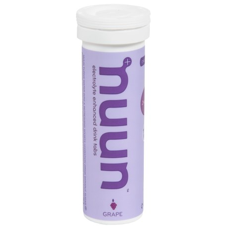 Nuun The Original Electrolyte Replacement Tabs in Grape