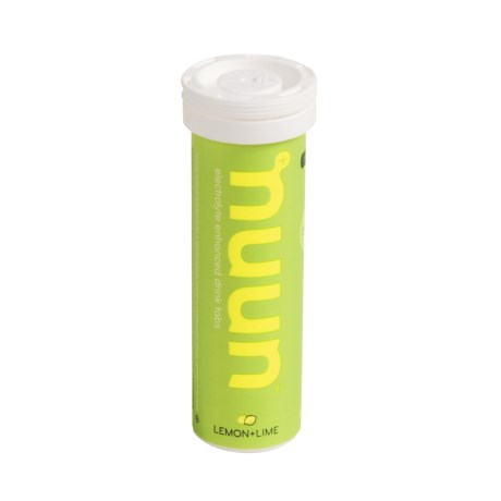 Nuun The Original Electrolyte Replacement Tabs in Lemon Lime