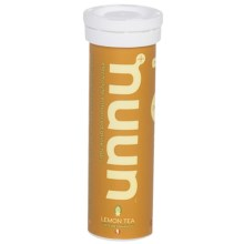 Nuun The Original Electrolyte Replacement Tabs in Lemon Tea - Overstock