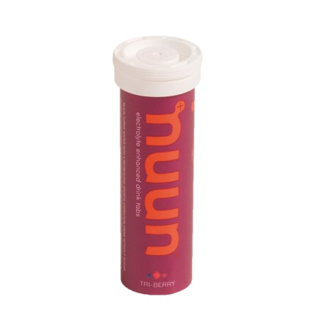 Nuun The Original Electrolyte Replacement Tabs in Tri-Berry
