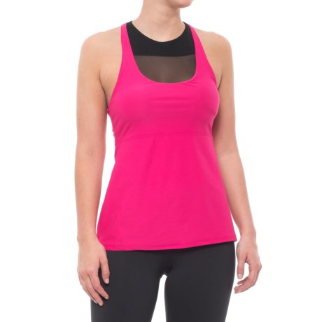 Nux Diva Tank Top (For Women) in Afterglow